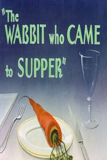 Watch The Wabbit Who Came to Supper Free Movie Online