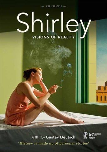 Shirley - Der Maler Edward Hopper in 13 Bildern