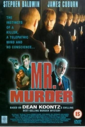 Mr. Murder - Er wird dich finden …