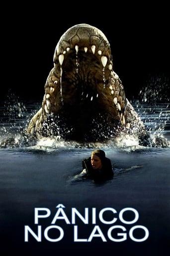 Pânico no Lago - Poster