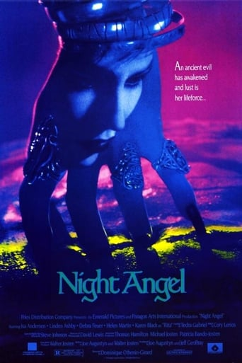 Poster of Night Angel