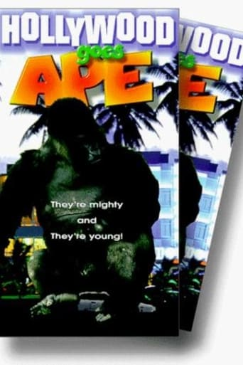 Poster of Hollywood Goes Ape!