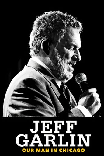 Jeff Garlin: Our Man in Chicago poster