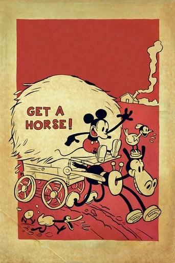 Poster of Get a Horse!