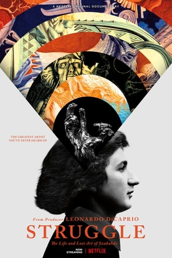 Struggle: The Life and Lost Art of Szukalski poster