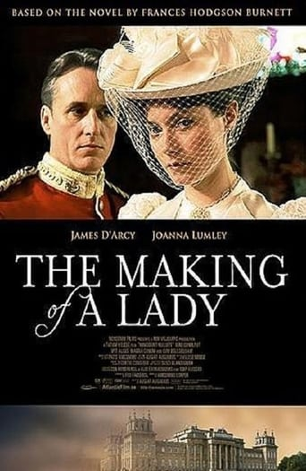 Poster of The Making of a Lady