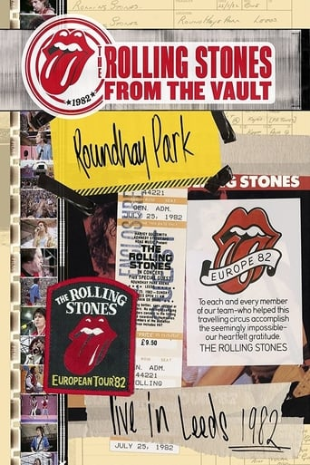 Watch The Rolling Stones - From The Vault: Live In Leeds 1982 full movie online 1337x