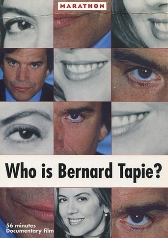 Poster of Who Is Bernard Tapie?