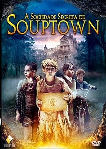 A Sociedade Secreta de Souptown - Poster