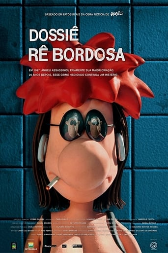 Poster of Dossiê Rê Bordosa