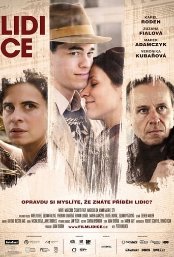 Poster of Lidice