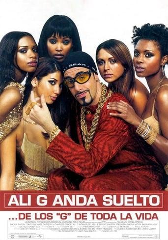 Poster of Ali G anda suelto