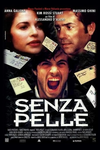 Poster of Senza pelle