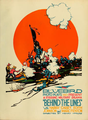 Poster of Behind the Lines