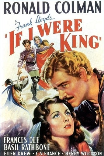 Poster of If I Were King
