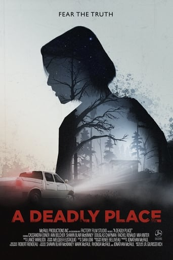 A Deadly Place Poster