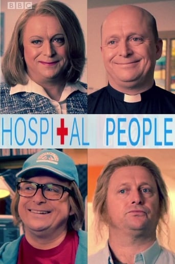 Poster of Hospital People