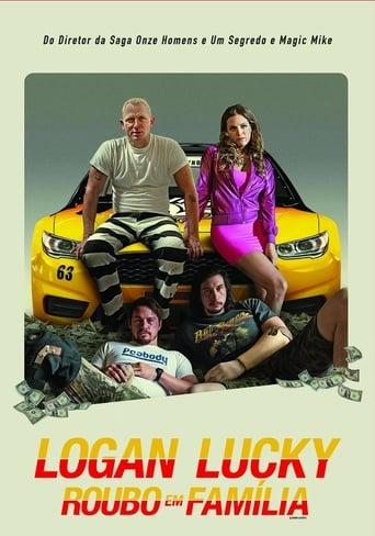 Logan Lucky: Roubo em Família - Poster