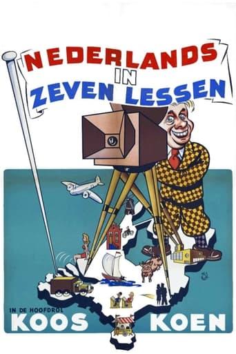 Poster of Nederlands in Zeven Lessen