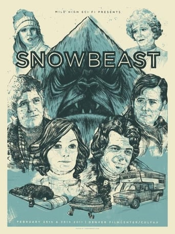 Poster of Snowbeast