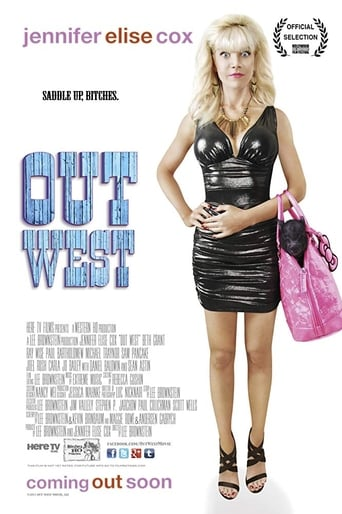 Poster of Out West