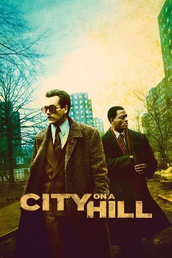 City on a Hill - Poster