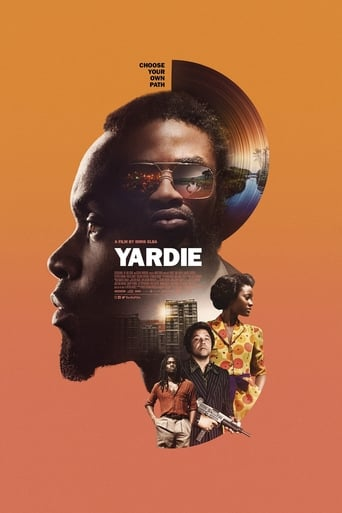Poster of Yardie