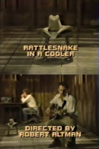 Poster of Rattlesnake in a Cooler