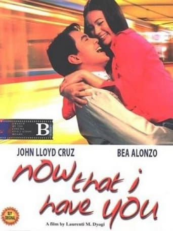 Poster of Now That I Have You