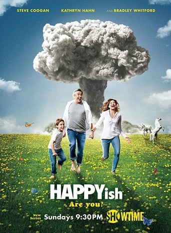 Poster of HAPPYish