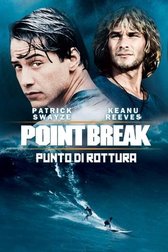 Poster of Point Break - Punto di rottura
