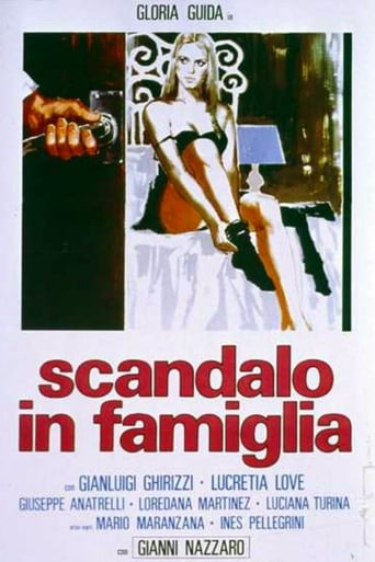 Poster of Scandalo in Famiglia