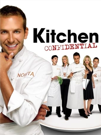 Poster of Kitchen Confidential
