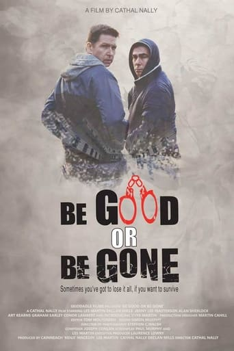 Be Good or Be Gone Poster