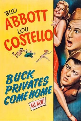 Poster of Buck Privates Come Home