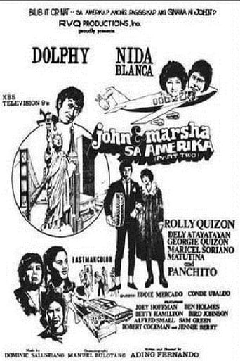 Poster of John and Marsha sa Amerika (Part Two)