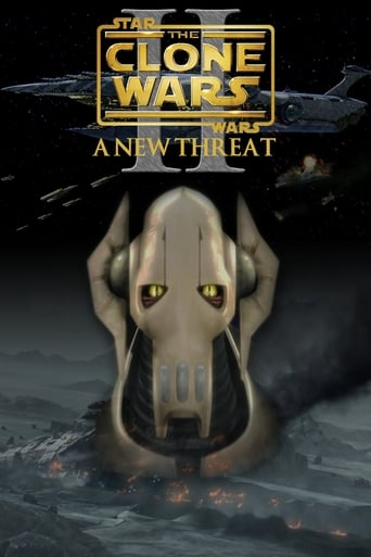 Poster of Clone Wars - Episode II: A New Threat