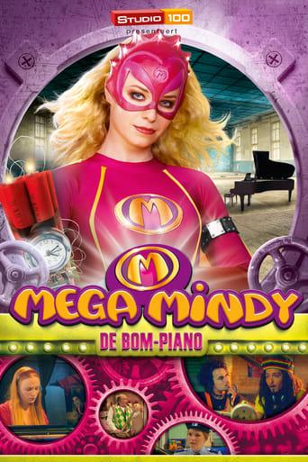 Poster of Mega Mindy - De bom-piano