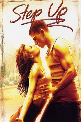 The Step Up (2006) movie poster image