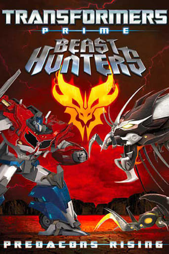 Poster of Transformers Prime