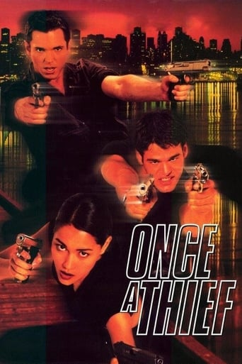 Once a Thief Movie Poster