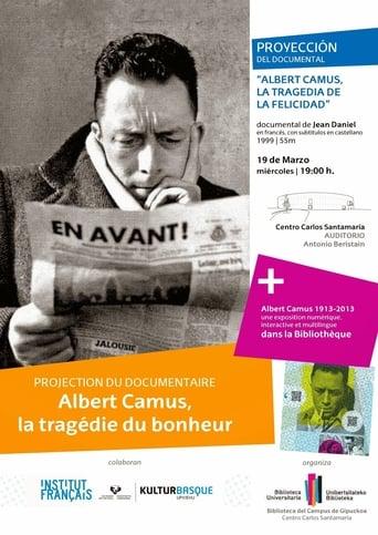 Watch Albert Camus, la tragédie du bonheur Free Movie Online