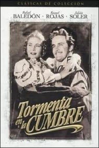 Poster of Tormenta en la cumbre