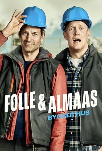 Folle og Almaas bygger hus