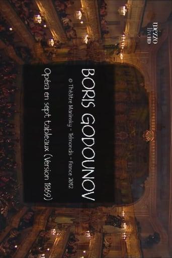 Poster of Boris Godunov : Mariinsky Theatre