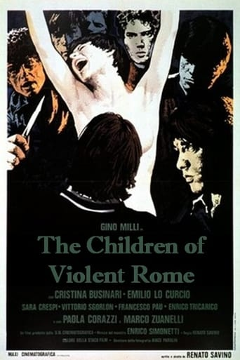 Poster of The Children of Violent Rome