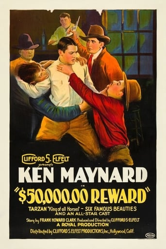 Poster of $50,000 Reward