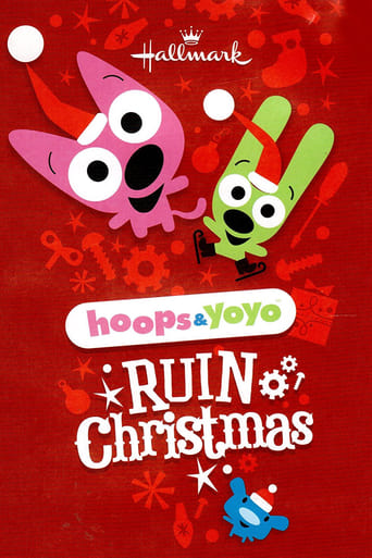Hoops & Yoyo Ruin Christmas Movie Poster