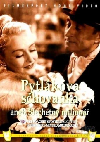 Poster of Pytlákova schovanka aneb Šlechetný milionář