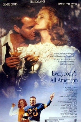 Poster of Everybody's All-American